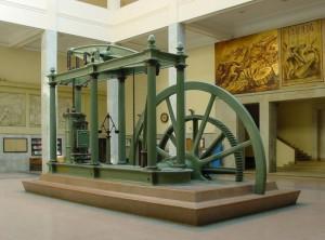 Wattov parni stroj