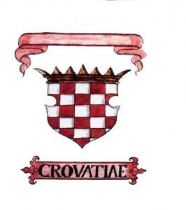 Hrvatski grb iz 17. stoljeća