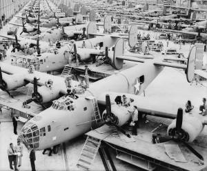 Proizvodnja-B-24-Liberatora