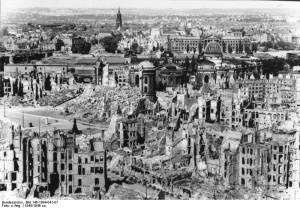 Dresden 1945.