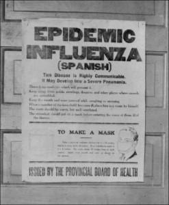 Španjolska gripa