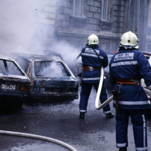 Raketiranje Zagreba