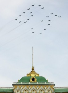 Vojna parada u Moskvi 3