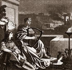 Neron pali Rim