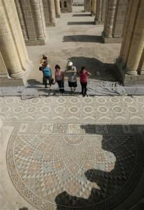 Jerihon - mozaik
