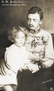 Otto von Habsburg s ocem Karlom I.