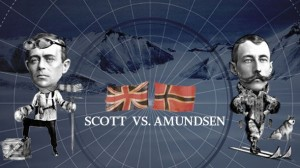 Scott vs. Amundsen