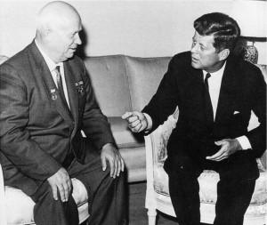 Kennedy i Hruščov