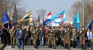 Kolona sjećanja na Vukovar