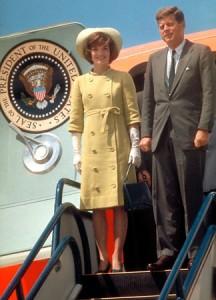 Predsjednik John F. Kennedy i prva dama Jacqueline Bouvier Kennedy