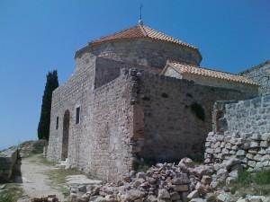 Crkva svetog Vida - Klis