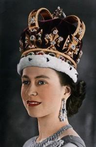 Elizabeta II. - 1953.