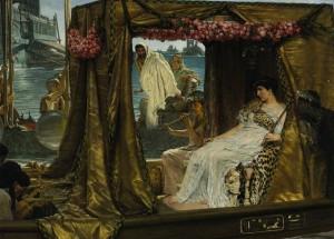 Kleopatra i Marko Antonije