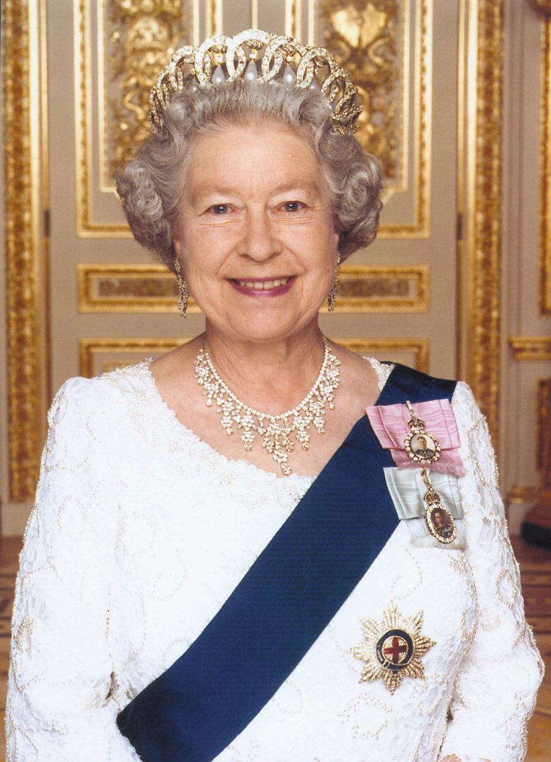 Queen Elizabeth England