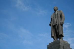 Staljinov spomenik u Goriju