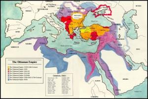 Osmansko Carstvo na svom vrhuncu