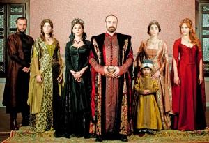Sulejman Veličanstveni u turskoj seriji