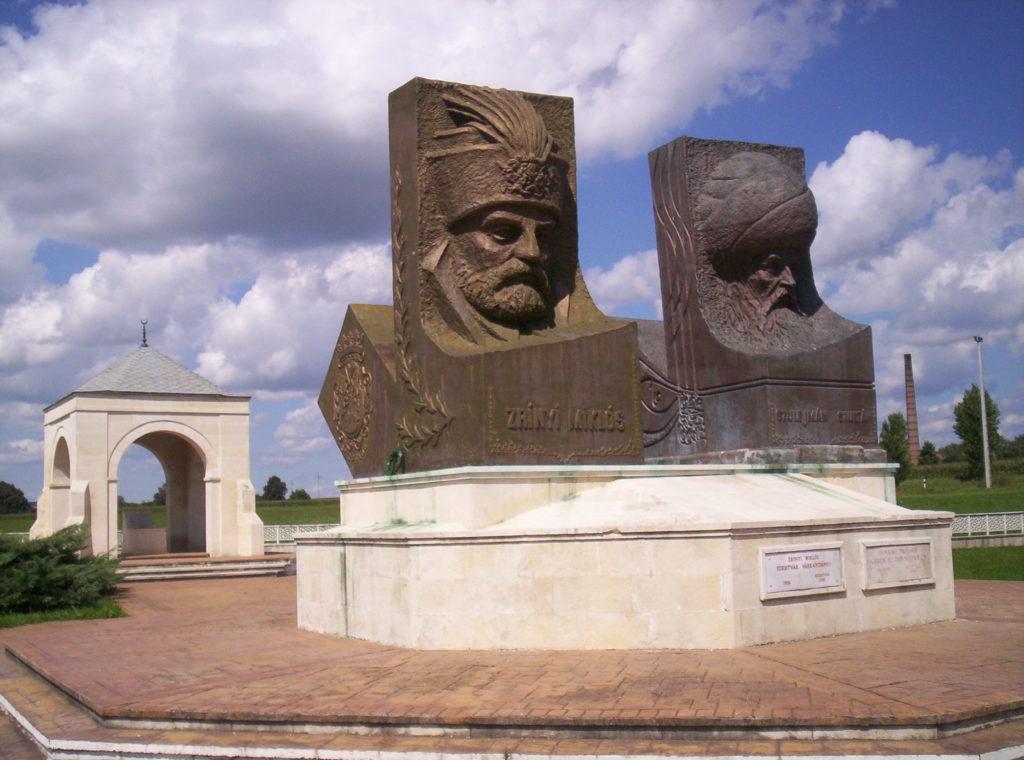Nikola Šubić Zrinski i Sulejman Veličanstveni